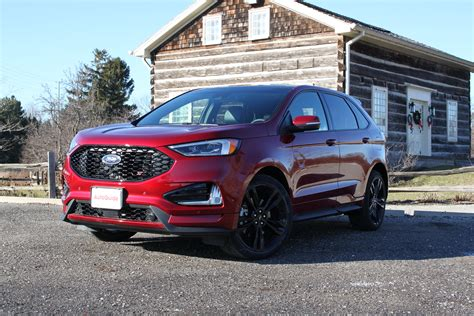 ford edge st review autoguidecom