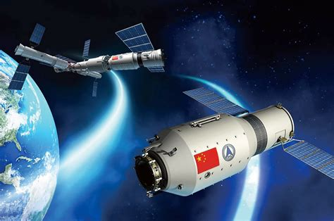 China Launches Tiangong2 Space Lab Into Orbit Ahead Of