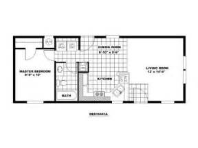 28 X 40 Mobile Home Floor Plans