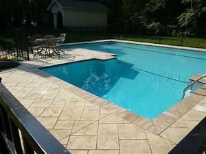 Concrete Pool Coping