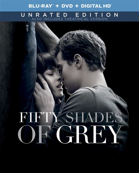 Fifty Shades Of Grey Arrives On Bluray, Dvd May 8