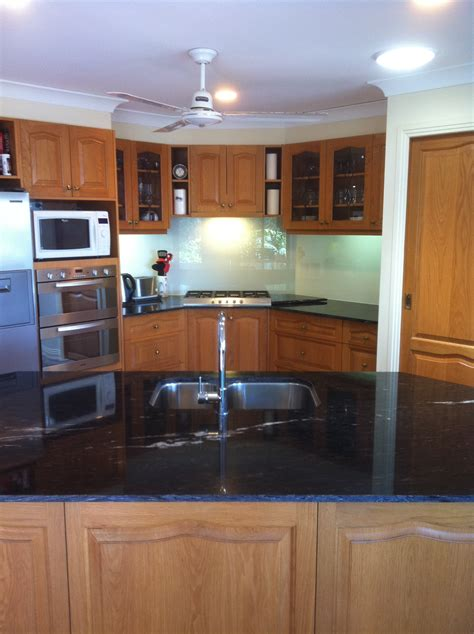 Black Granite Bench Tops by Benchtops Gold Coast Why Choose Renew