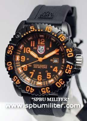 Harga Jam Tangan Militer Luminox jam tangan luminox orange spbu militer