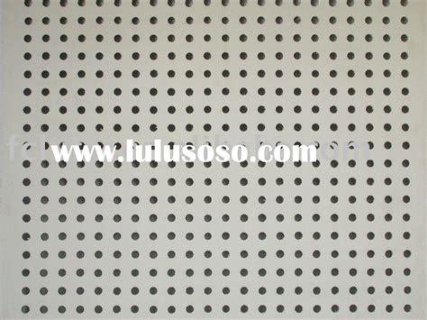 Decorative Acoustic Ceiling Tile Decorative Acoustic