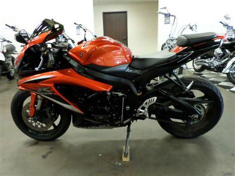09 Suzuki Gsxr 600 by Buy 2009 Suzuki Gsxr 600 600 Sportbike On 2040 Motos