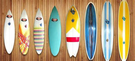 Tipos De Tablas De Surf  Todosurf Magazine