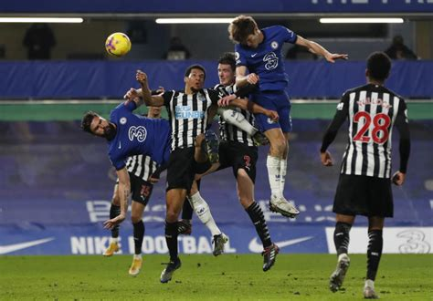Werner finally finds the net as Chelsea beat Newcastle to ...