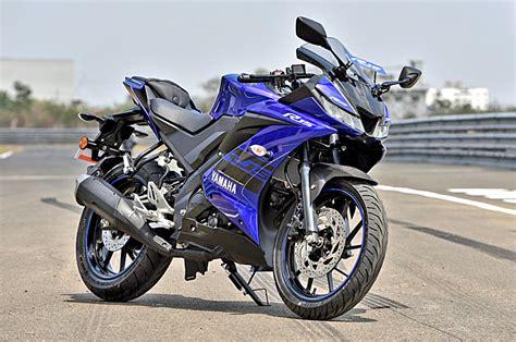 Yamaha R15 V3 by 2018 Yamaha R15 V3 0 Price Hiked Autocar India