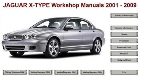 jaguar  type  workshop repair manual