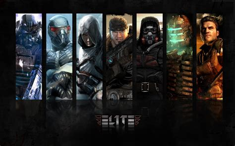 epic gaming wallpaper  wallpapers