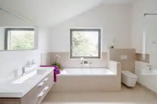 badezimmer modern beige haus p