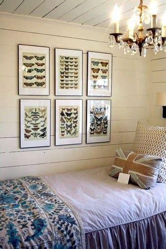 diy tip framing prints  inspired room
