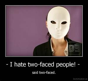 Information About Two Faced People Pictures Yousenseinfo