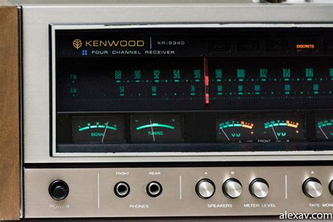 Kenwood Stereo Receiver Repair Home Audio Repair MN