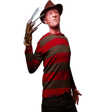 Halloween Fancy Dress Mask Party Costume Freddy Krueger