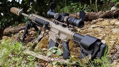 Sniper Rifle M110 Ar Gun Rifles Sass