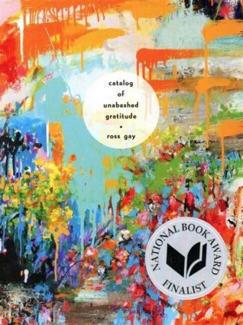 Catalog of Unabashed Gratitude - National Book Foundation
