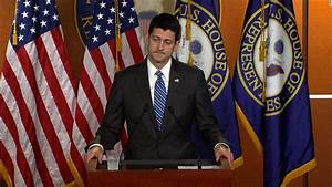 Ryan appeals to GOP lawmakers on DACA vote - CNN Video