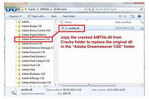 adobe dreamweaver cs6 amtlib.dll download