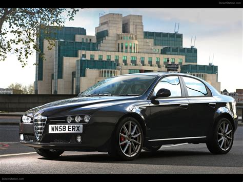 Alfa Romeo 159 Limited Edition Exotic Car Picture #01 Of 2
