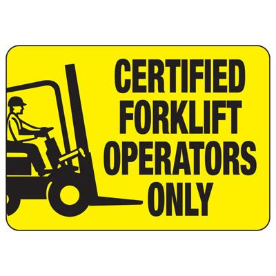 Certified Forklift Operators Only W Graphic Safety Signs. Resume Computer Science Graduate. Entry Level Analyst Resume. Sap Mdm Resume Samples. Service Resume. Merchandiser Resume Sample. Template For Professional Resume In Word. Sample Of An Resume. Interview Resume Sample