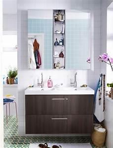 Ikea Meuble Toilette : armoire de toilette ikea pour chaque style de salle de bain ~ Teatrodelosmanantiales.com Idées de Décoration