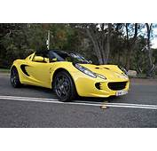 Lotus Elise CR Review  Photos CarAdvice