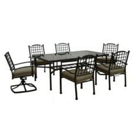 Hton Bay Verrado Patio Set Replacement Cushions by Hton Bay Patio Furniture Roselawnlutheran