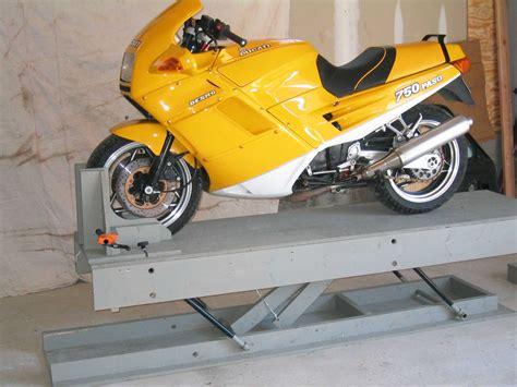 Moto Lift Table Plans