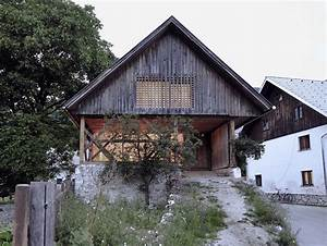 Old alpine barn is revitalized into a beautiful and modern for Alpine barns