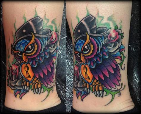 New School Tattoo Art Thetattooedgeisha