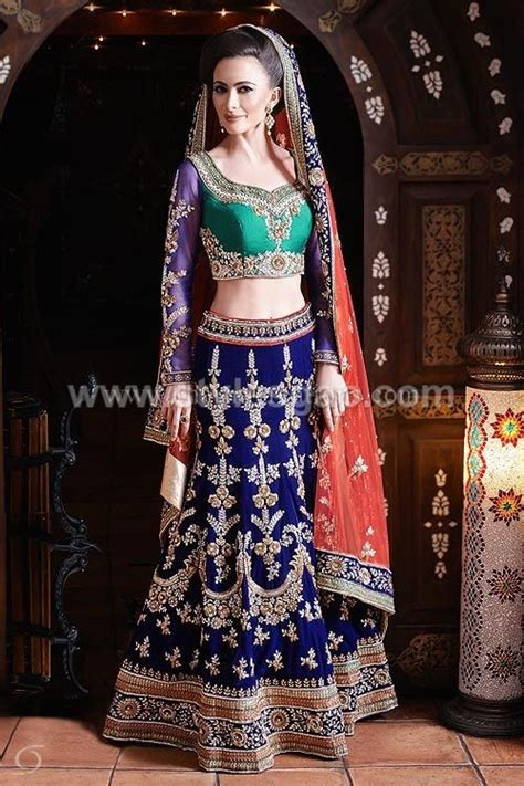 latest lehenga choli trends designs   pakistani