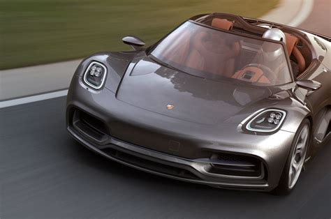 porsche  spyder concept automotive pinterest cars