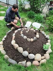 Eine Speise Mit Einem Ländernamen 94 : 30 ideen zum thema kr uterspirale selber bauen garden love suculentas jardin jard n con ~ Buech-reservation.com Haus und Dekorationen
