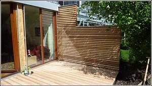 Sichtschutz Terrasse Holz Grau Terrasse House Und