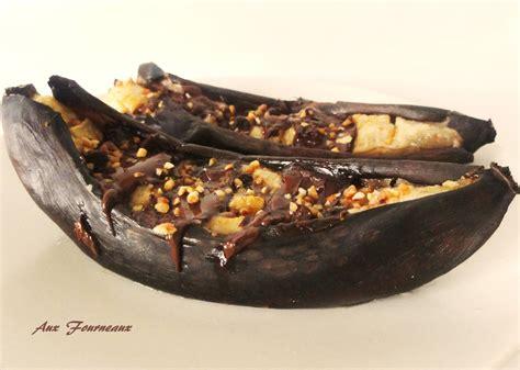 cuisiner des nems bananes au four recette banane au four aux fourneaux