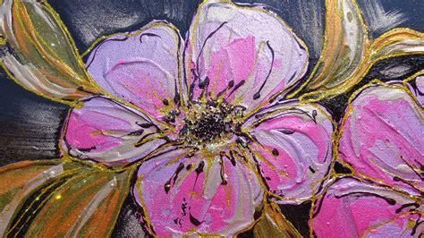 vendita fiori tre fiori viola vendita quadri quadri moderni