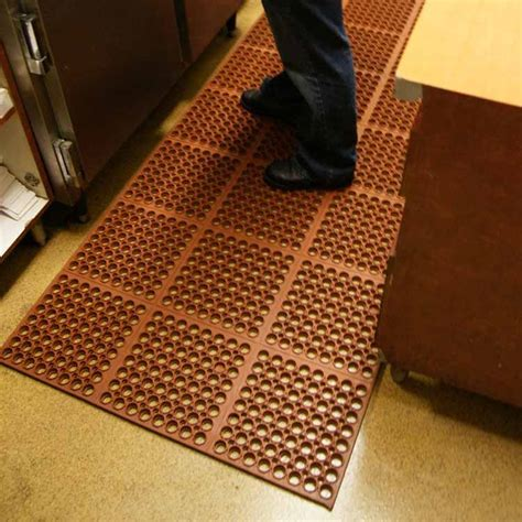 """Dura Chef 7/8 inch"" Anti Fatigue Kitchen Mats"