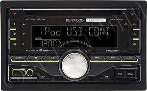 Kenwood Dpx300u Double Din In