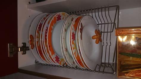 plate organizer  easier     kitchen cupboard ikea hackers