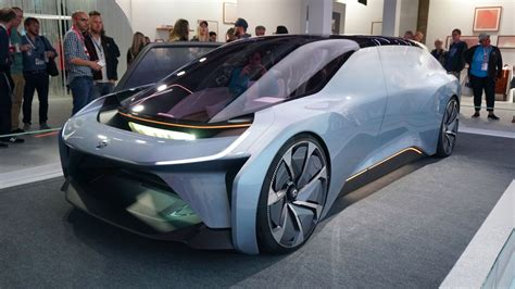 New Luxury Electric Car by This New Electric Autonomous Concept Car Is A