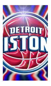 HD Detroit Pistons Logo Wallpapers | Pistons logo, Detroit ...