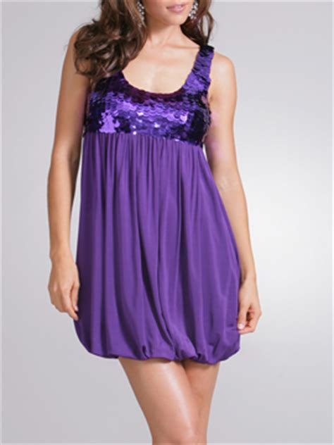 dress ungu pendek penjahit kebaya