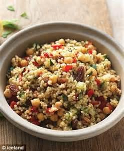 quinoa vs couscous iceland now offering bulgur wheat cous cous quinoa and lentils daily mail online