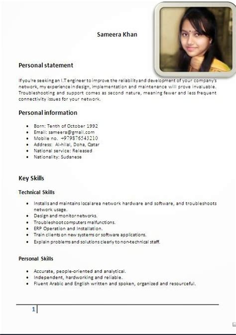 Graphic Designer Curriculum Vitae Format Pdf by Resume Format Resume Format For Graphic Designer