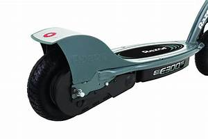 E300s Electric Scooter Seated