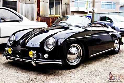 old porsche speedster porsche 356 speedster pre a a t1 model intermeccanica