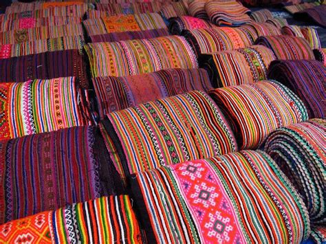 Hmong Fabrics  Wish I Lived Near A Store That Sold These