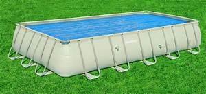 Pool Rechteckig Stahl : bestway solarplane f r rechteck pools 412x201 58240 ~ Frokenaadalensverden.com Haus und Dekorationen