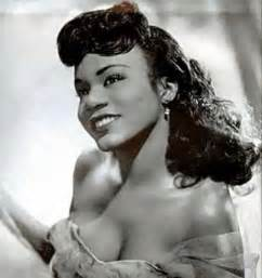 Black Women Actresses 1950s